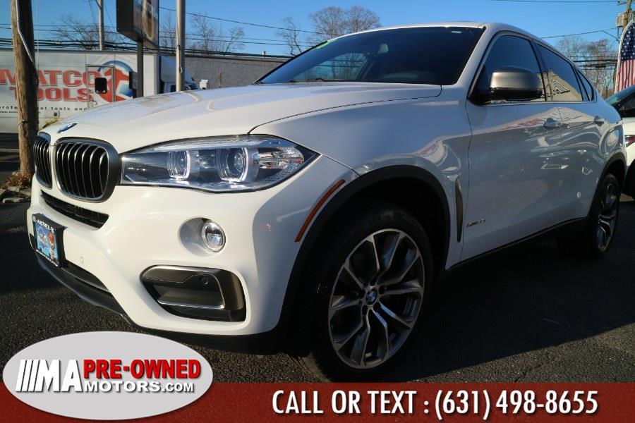 Used BMW X6 xDrive35i Sports Activity Coupe 2018 | M & A Motors. Huntington, New York