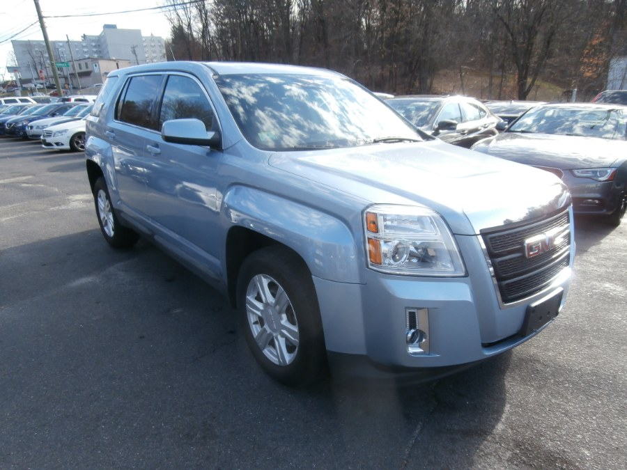Used GMC Terrain AWD 4dr SLE w/SLE-1 2014 | Jim Juliani Motors. Waterbury, Connecticut