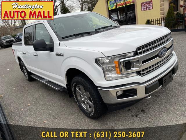 Used Ford F-150 XLT 4WD SuperCrew 2018 | Huntington Auto Mall. Huntington Station, New York