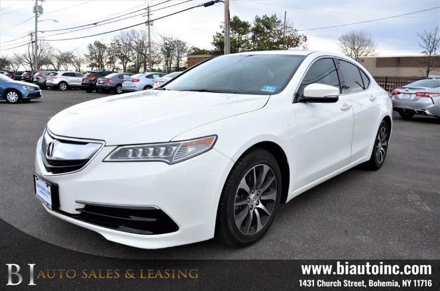 Used 2015 Acura TLX in Bohemia, New York | B I Auto Sales. Bohemia, New York