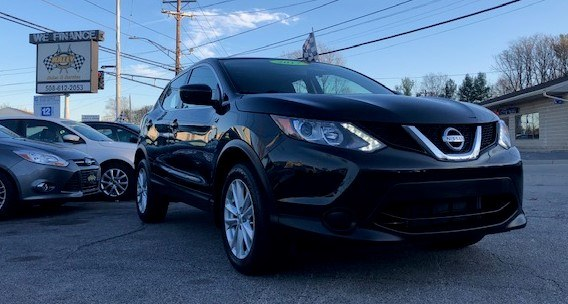 Used 2017 Nissan Rogue Sport in Worcester, Massachusetts | Rally Motor Sports. Worcester, Massachusetts
