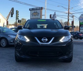 Used Nissan Rogue Sport AWD SV 2017 | Rally Motor Sports. Worcester, Massachusetts