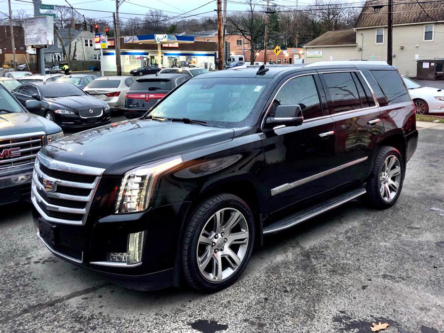 Used 2016 Cadillac Escalade in New Haven, Connecticut | Primetime Auto Sales and Repair. New Haven, Connecticut