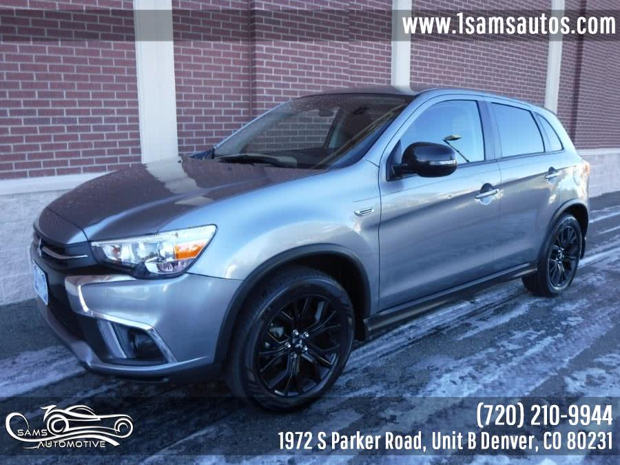 Used 2018 Mitsubishi Outlander Sport in Denver, Colorado | Sam's Automotive. Denver, Colorado