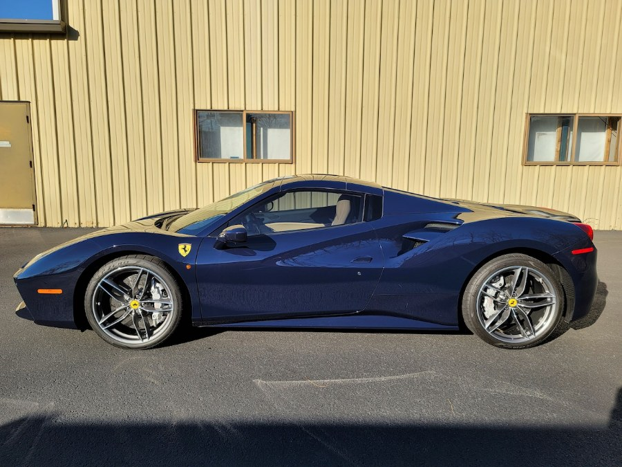 Used Ferrari 488 Spider Convertible 2017   0 to 60 Motorsports. Willimantic, Connecticut