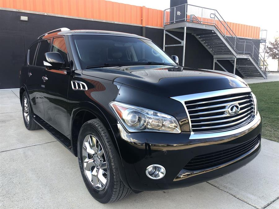 Used Infiniti QX56 4WD 4dr 7-passenger 2012 | Josh's All Under Ten LLC. Elida, Ohio