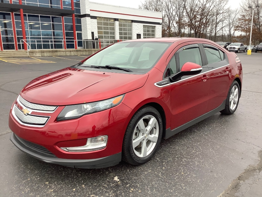 Used Chevrolet Volt 5dr HB 2014 | Marsh Auto Sales LLC. Ortonville, Michigan