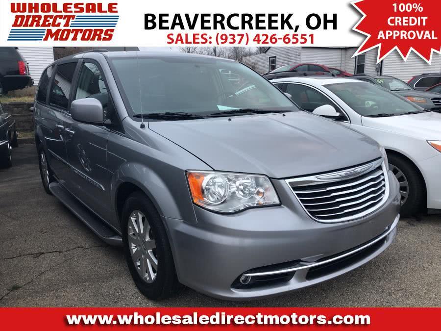 Used Chrysler Town & Country 4dr Wgn Touring 2013 | Wholesale Direct Motors. Beavercreek, Ohio