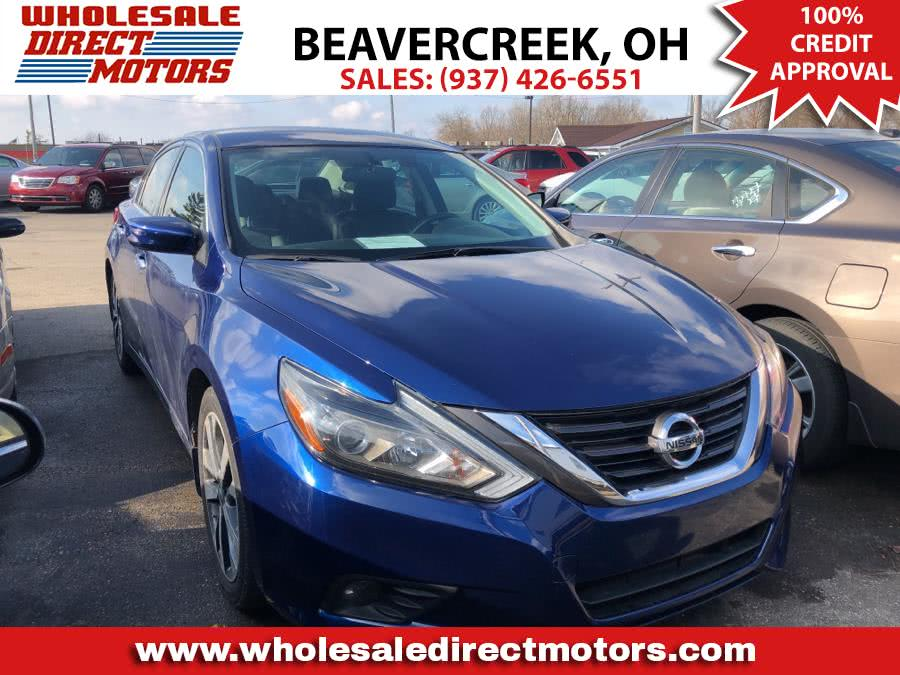 Used 2017 Nissan Altima in Beavercreek, Ohio | Wholesale Direct Motors. Beavercreek, Ohio