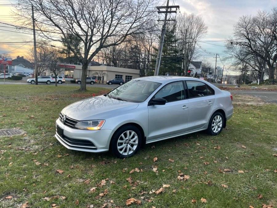 Used 2015 Volkswagen Jetta Sedan in Danbury, Connecticut | Safe Used Auto Sales LLC. Danbury, Connecticut