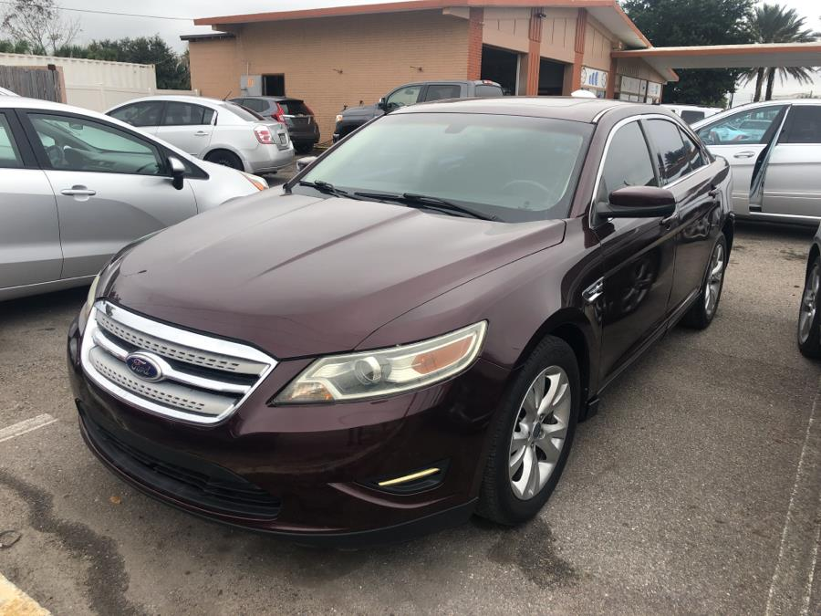Used Ford Taurus 4dr Sdn SEL FWD 2011 | Central florida Auto Trader. Kissimmee, Florida
