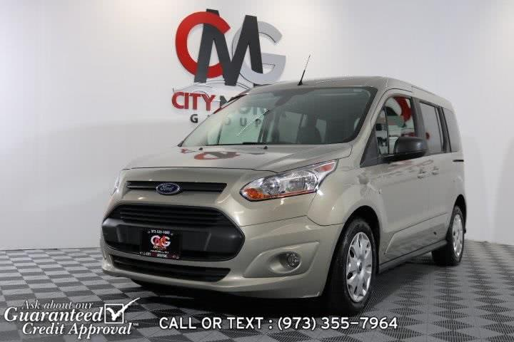 Used 2016 Ford Transit Connect in Haskell, New Jersey | City Motor Group Inc.. Haskell, New Jersey