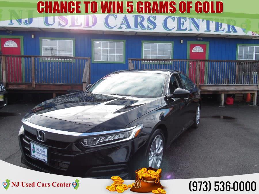 Used 2019 Honda Accord Sedan in Irvington, New Jersey | NJ Used Cars Center. Irvington, New Jersey