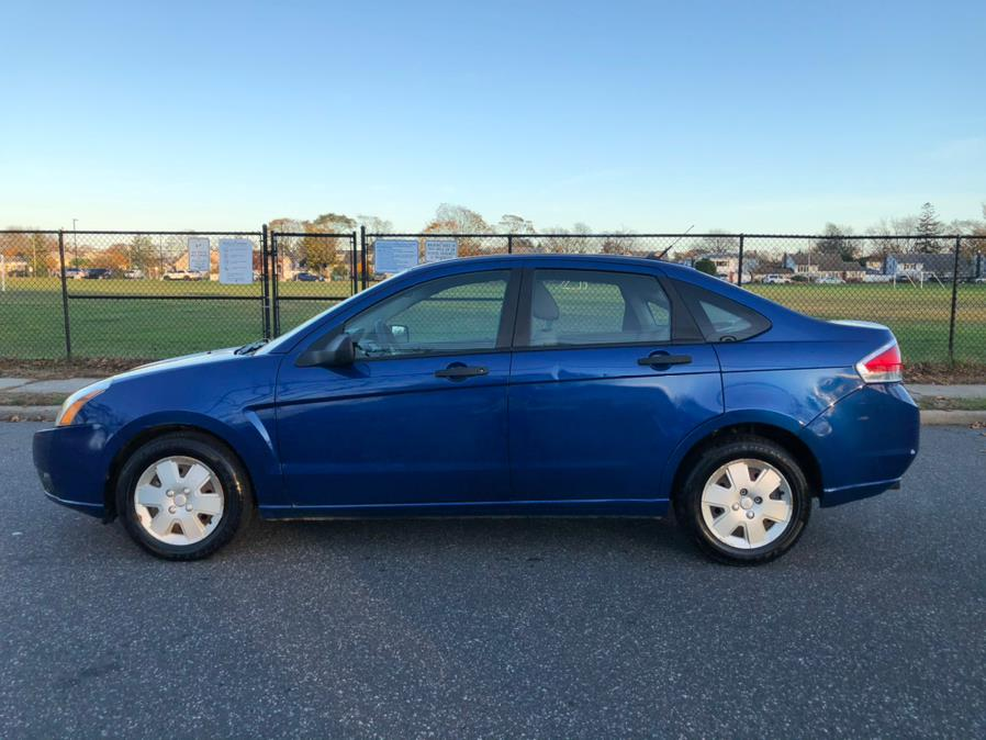 Used Ford Focus 4dr Sdn S 2008 | Great Deal Motors. Copiague, New York