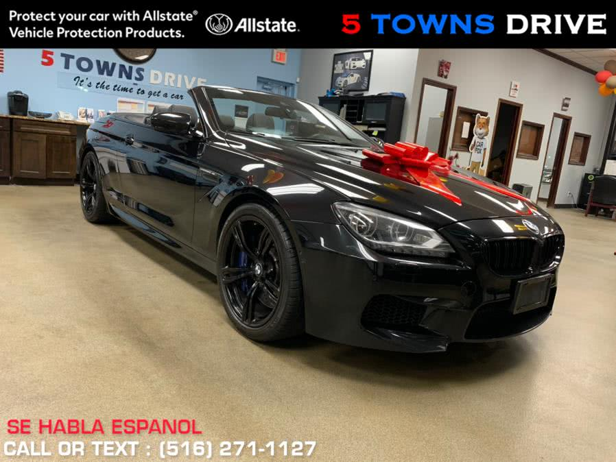 Used BMW M6 2dr Conv 2014 | 5 Towns Drive. Inwood, New York