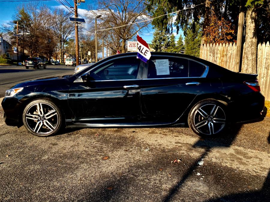 Used Honda Accord Sedan Sport CVT 2017 | Champion Auto Sales. Rahway, New Jersey