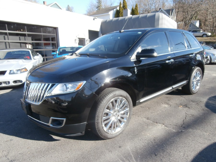 Used 2011 Lincoln MKX in Waterbury, Connecticut | Jim Juliani Motors. Waterbury, Connecticut