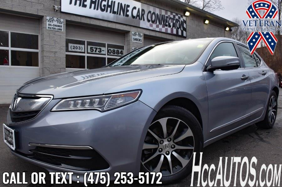 Used 2017 Acura TLX in Waterbury, Connecticut | Highline Car Connection. Waterbury, Connecticut