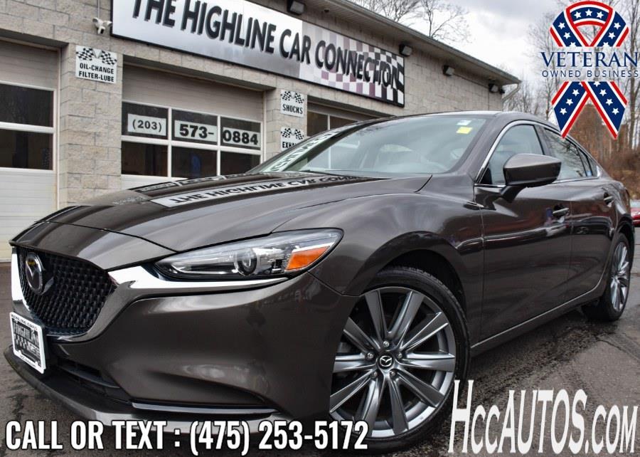 Used 2019 Mazda Mazda6 in Waterbury, Connecticut | Highline Car Connection. Waterbury, Connecticut