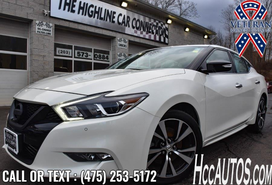 Used 2018 Nissan Maxima in Waterbury, Connecticut   Highline Car Connection. Waterbury, Connecticut
