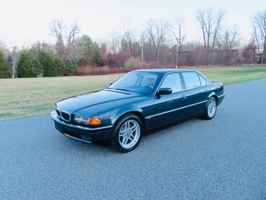 Used 2000 BMW 7 Series in North Salem, New York | Meccanic Shop North Inc. North Salem, New York