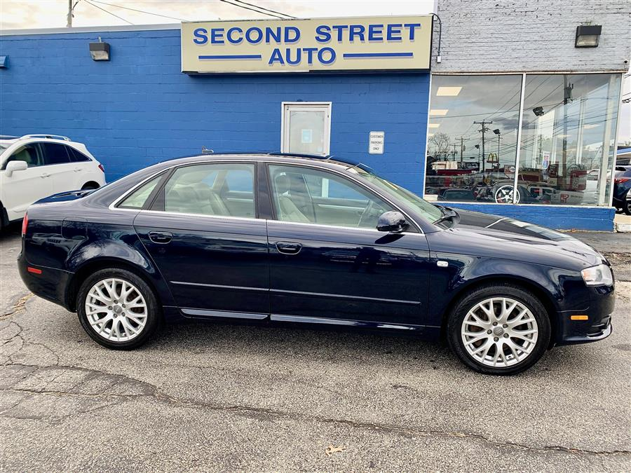 Used Audi A4 2.0T 2008 | Second Street Auto Sales Inc. Manchester, New Hampshire