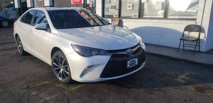 Used Toyota Camry 4dr Sdn V6 Auto XSE (Natl) 2015 | Main Auto Sales LLC. Hartford, Connecticut