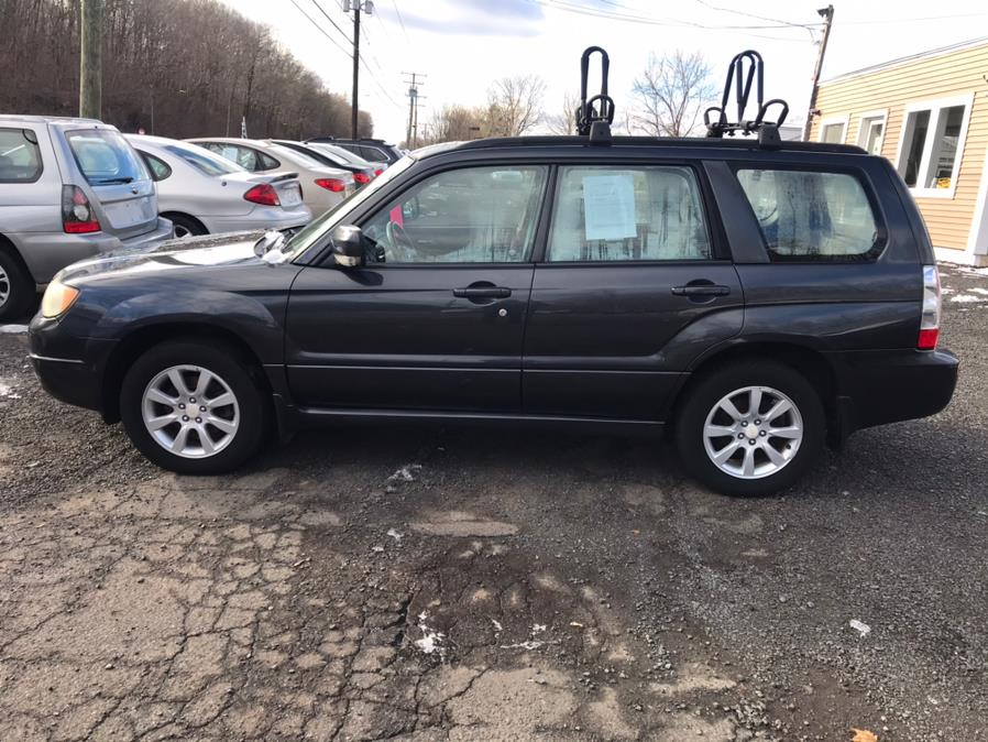 Used 2008 Subaru Forester (Natl) in Berlin, Connecticut | Auto Drive Sales And Service. Berlin, Connecticut