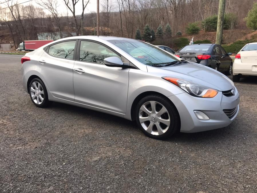 Used Hyundai Elantra 4dr Sdn Auto Limited (Alabama Plant) 2012 | Auto Drive Sales And Service. Berlin, Connecticut