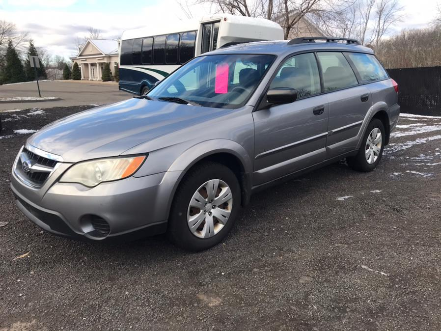 Used Subaru Outback (Natl) 4dr H4 Man 2008 | Auto Drive Sales And Service. Berlin, Connecticut