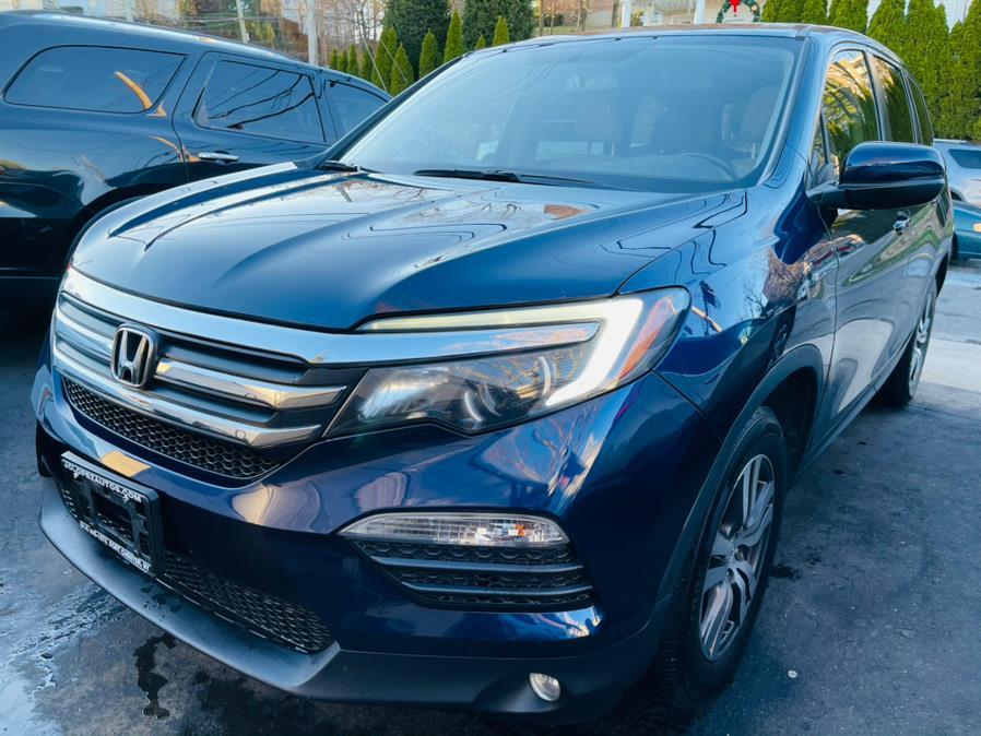 Used 2017 Honda Pilot in Port Chester, New York | JC Lopez Auto Sales Corp. Port Chester, New York