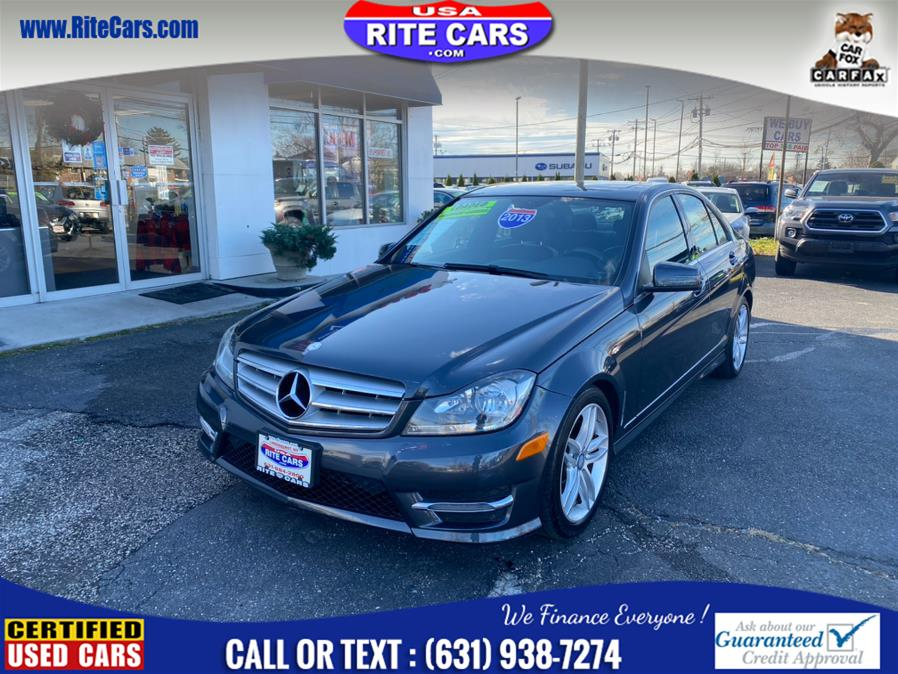 Used Mercedes-Benz C-Class 4dr Sdn C300 Luxury 4MATIC 2013 | Rite Cars, Inc. Lindenhurst, New York