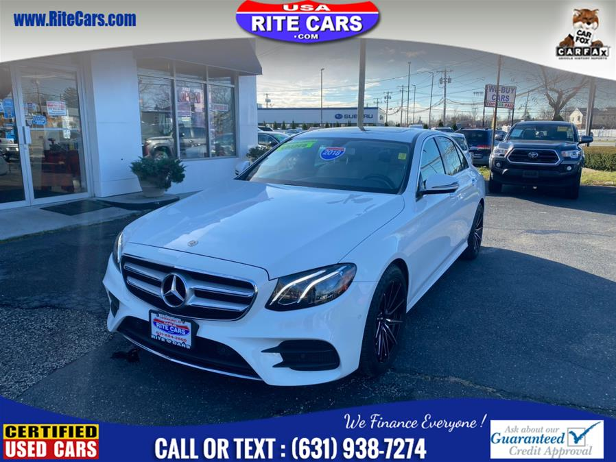 Used 2018 Mercedes-Benz E-Class in Lindenhurst, New York | Rite Cars, Inc. Lindenhurst, New York