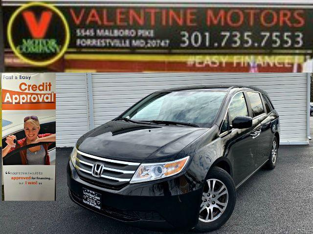 Used 2013 Honda Odyssey in Forestville, Maryland | Valentine Motor Company. Forestville, Maryland