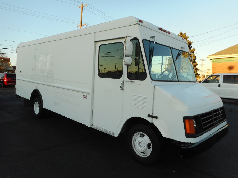 Used 1997 Chevrolet P30 18' STEP VAN in Langhorne, Pennsylvania | Integrity Auto Group Inc.. Langhorne, Pennsylvania