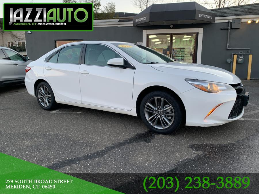 Used 2017 Toyota Camry in Meriden, Connecticut | Jazzi Auto Sales LLC. Meriden, Connecticut