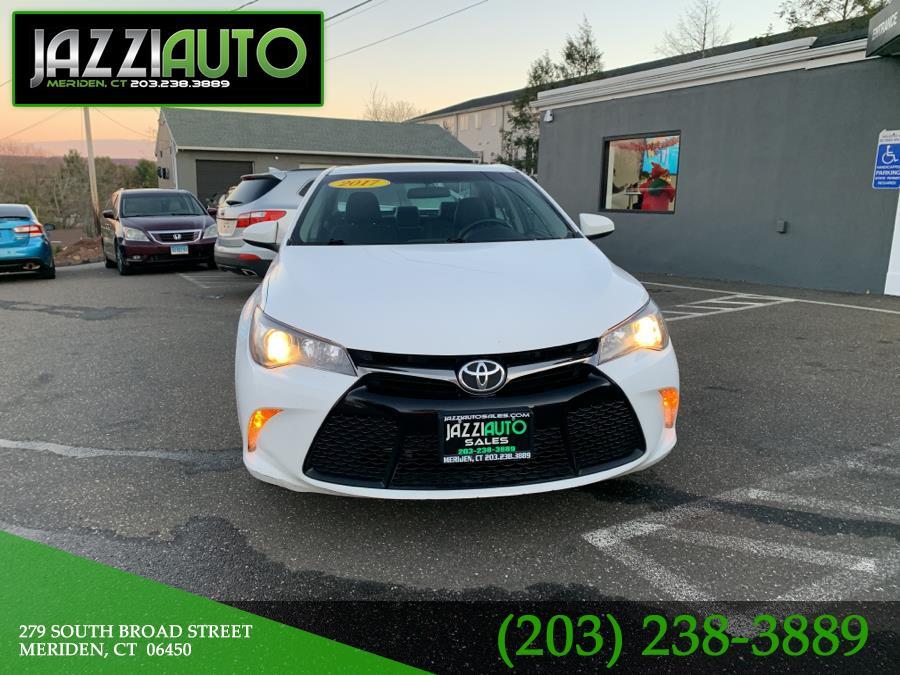 Used Toyota Camry SE Automatic (Natl) 2017 | Jazzi Auto Sales LLC. Meriden, Connecticut