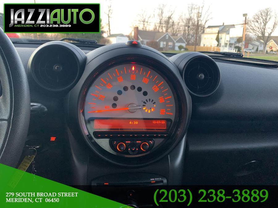 Used MINI Cooper Countryman ALL4 4dr S 2014 | Jazzi Auto Sales LLC. Meriden, Connecticut