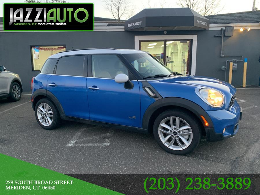 Used MINI Cooper Countryman ALL4 4dr S 2014 | Jazzi Auto Sales LLC. Meriden, Connecticut