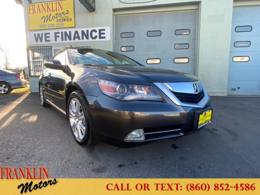 Used 2010 Acura RL in Hartford, Connecticut | Franklin Motors Auto Sales LLC. Hartford, Connecticut