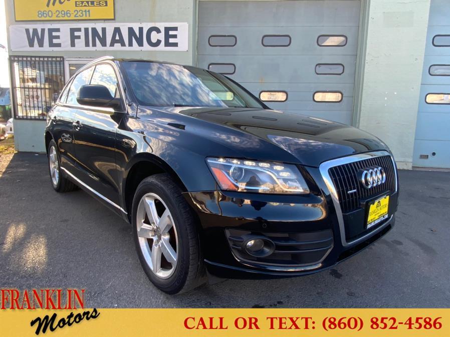 Used 2010 Audi Q5 in Hartford, Connecticut | Franklin Motors Auto Sales LLC. Hartford, Connecticut