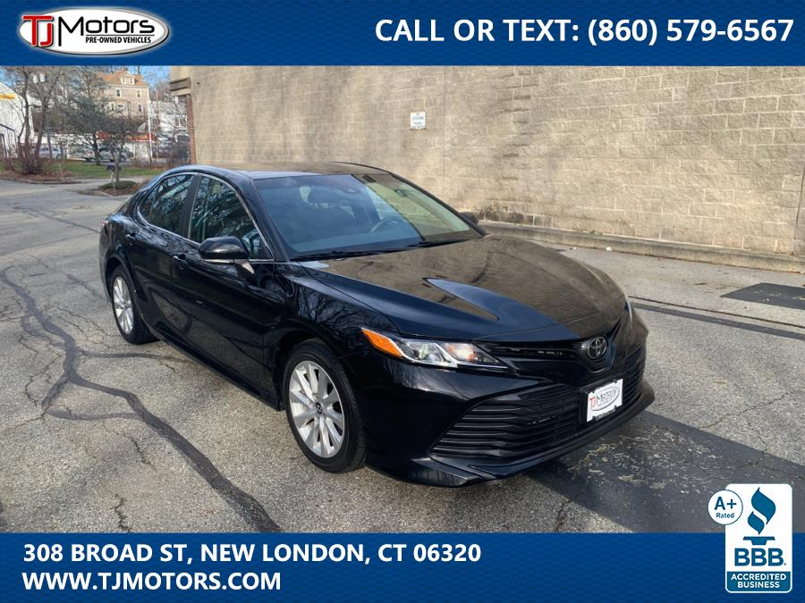Used 2018 Toyota Camry in New London, Connecticut | TJ Motors. New London, Connecticut