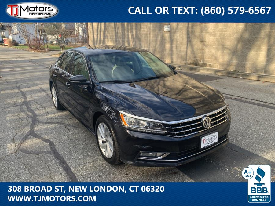 Used 2018 Volkswagen Passat in New London, Connecticut | TJ Motors. New London, Connecticut