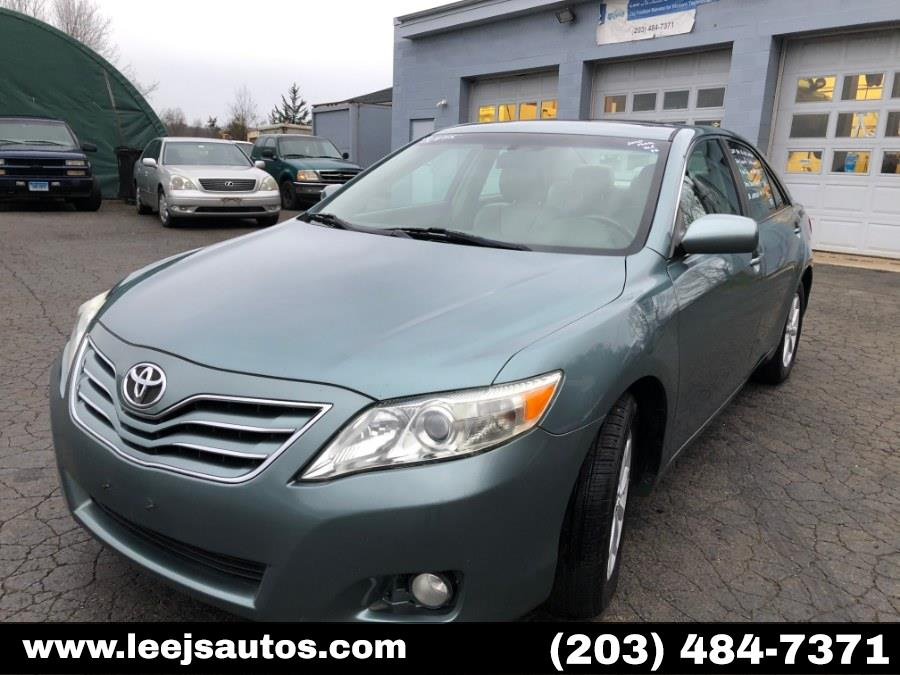 Used 2010 Toyota Camry in North Branford, Connecticut | LeeJ's Auto Sales & Service. North Branford, Connecticut