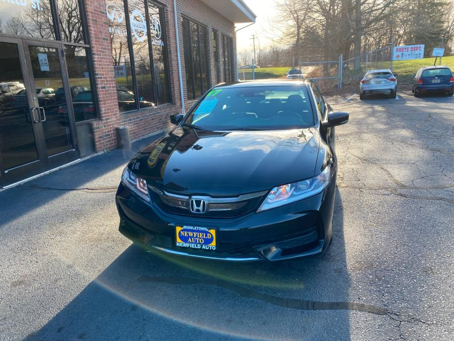 Used 2017 Honda Accord Coupe in Middletown, Connecticut | Newfield Auto Sales. Middletown, Connecticut