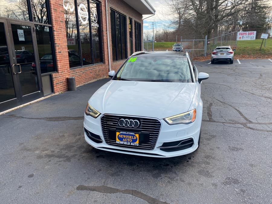 Used Audi A3 e-tron 4dr HB Premium 2016 | Newfield Auto Sales. Middletown, Connecticut