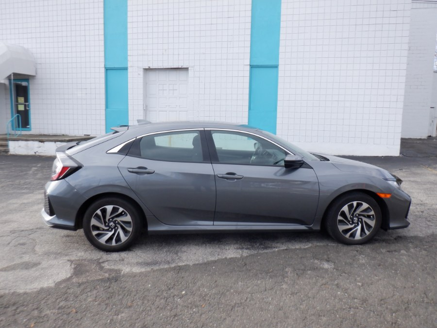 Used 2018 Honda Civic Hatchback in Milford, Connecticut | Dealertown Auto Wholesalers. Milford, Connecticut