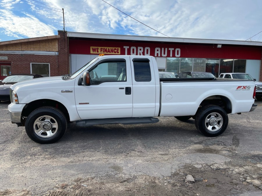 """Used Ford Super Duty F-350 SRW Supercab 158"""" Lariat 4WD 6.0 Power Stroke Diesel 2006 