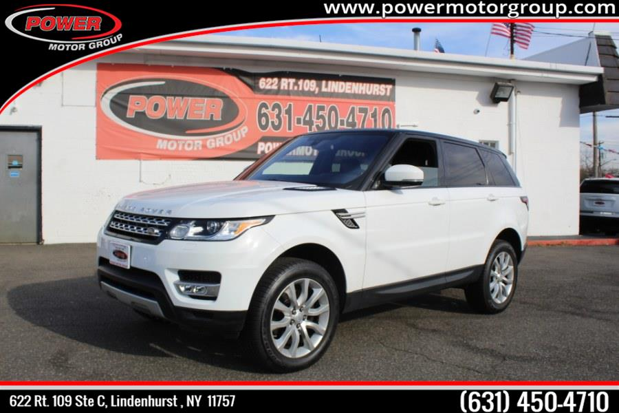 Used 2016 Land Rover Range Rover Sport in Lindenhurst , New York | Power Motor Group. Lindenhurst , New York