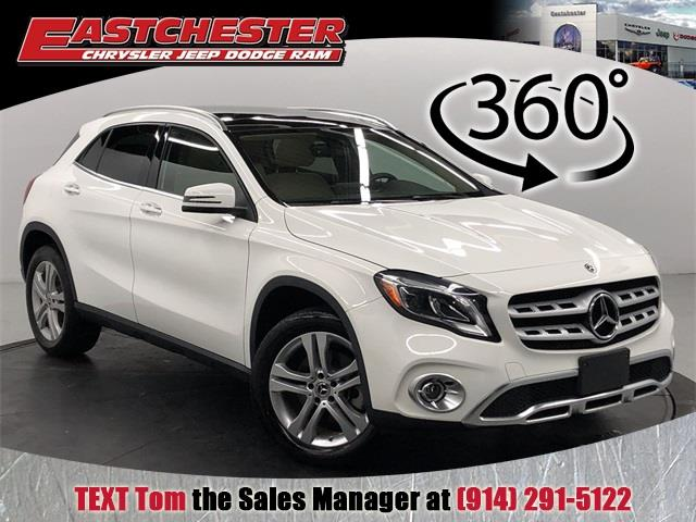 Used 2019 Mercedes-benz Gla in Bronx, New York | Eastchester Motor Cars. Bronx, New York